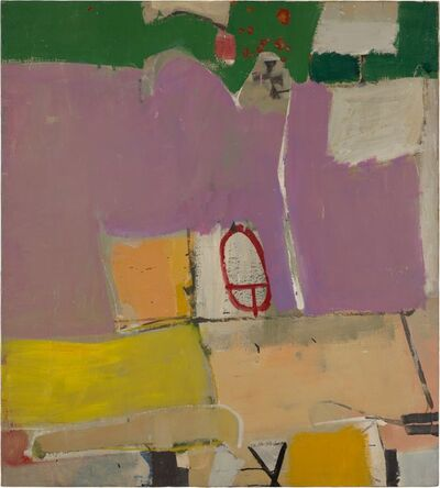 Richard Diebenkorn, 'Albuquerque # 4', 1951