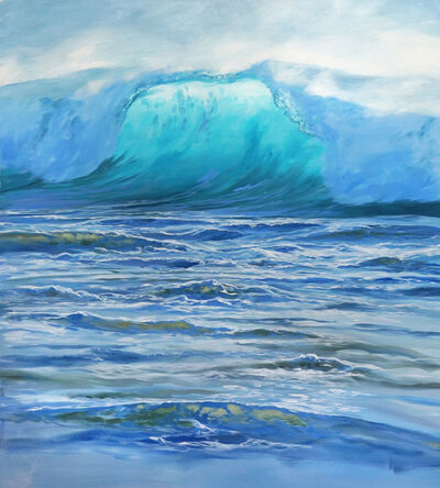Leigh Hewson-Bower, 'The Wave III', 2018