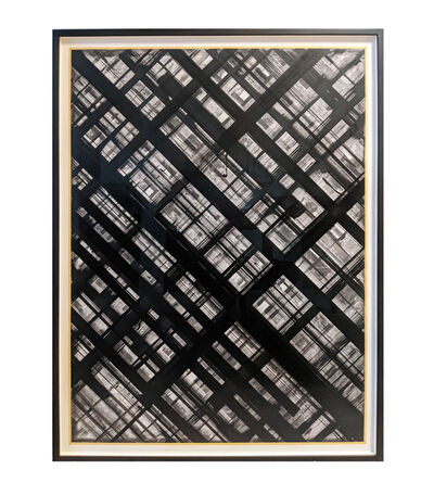 Ed Moses, 'Untitled (Cubist Drawing)', 1976-1977