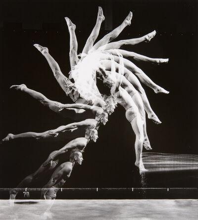 Dr. Harold Eugene Edgerton, 'Back Dive', 1954
