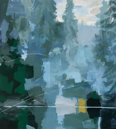 Eric Aho, 'Water Line', 2019