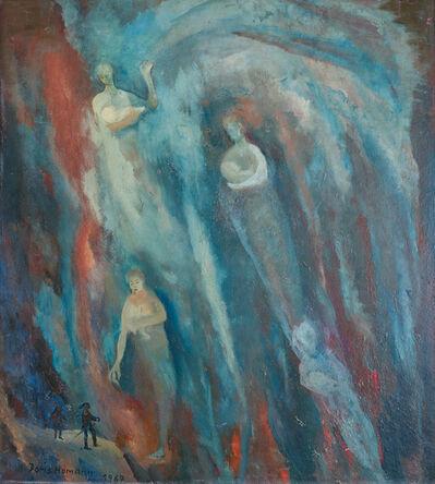 Doris Homann, 'Levitações', 1967