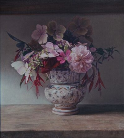Lucy Mackenzie, 'Garden Flowers, Late Summer', 2011