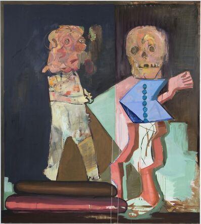 Tatjana Gerhard, 'Ohne Titel', 2016