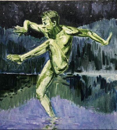 Jeremy Herndl, 'The Green Man', 2021