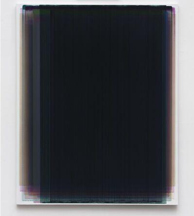 Seungtaik Jang, 'Layer Colors Painting 100-30', 2019