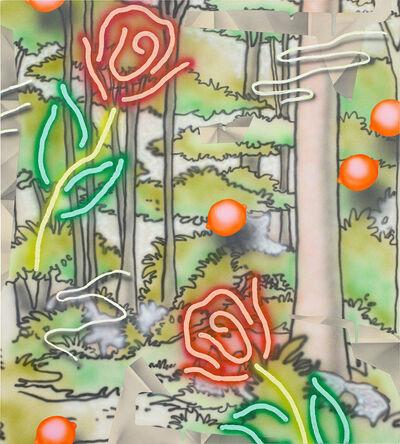 Josh Reames, 'Feminine Forest', 2015