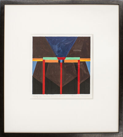 Fanny Sanin, 'Study for Painting 2(3)', 2008