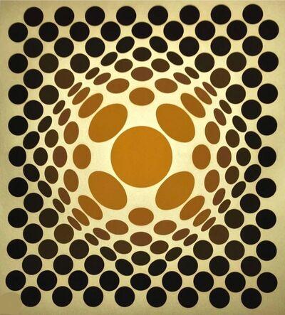 Victor Vasarely, 'Tewek', 1978