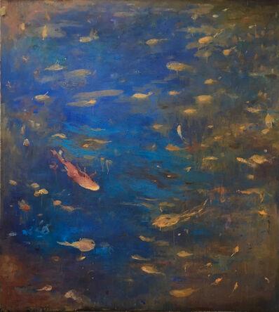 Donald Bracken, 'Night Pool', 2017