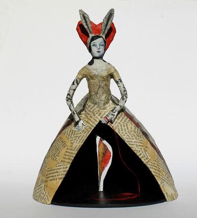 Marta Cavicchioni, 'Le possibilità di una Regina di Cuori', 2019