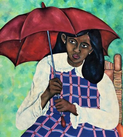 Daniel Brennan, 'The Red Umbrella ', 1960