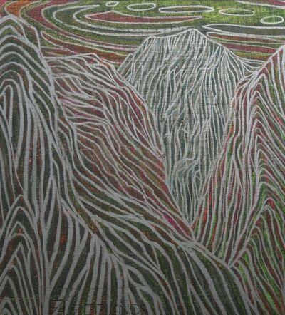 Wu Hsichi, 'The Human Ridge 31', 2017
