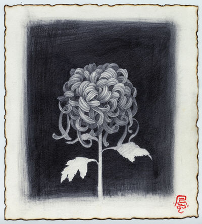Fuco Ueda, 'EIRAKUDEN drawing', 2015