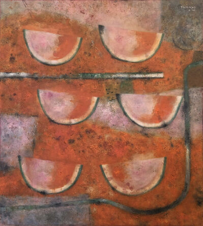 Rufino Tamayo, 'Sandias Rojas', 1967