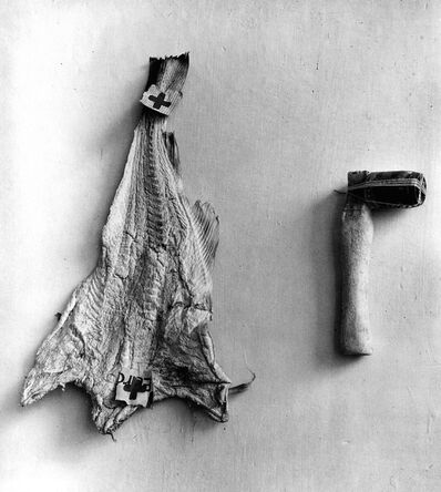 Joseph Beuys, 'Hammer for the Hard of Hearing [Hammer für Schwerhörige] ', 1959-1960