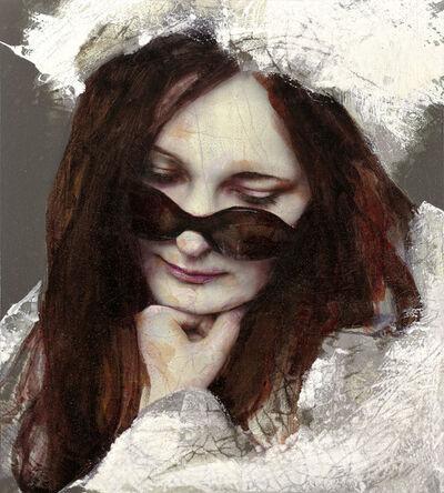 Lita Cabellut, 'Janis Japlin', 2012