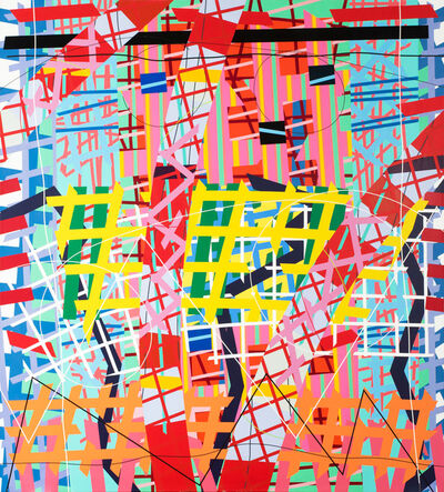 Steve McCallum, 'Insta-Gator', 1984