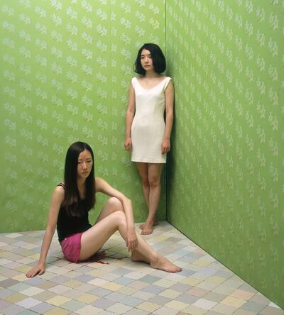 No Survivors, 'Red Series - Green No.1', 2013