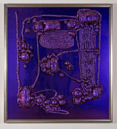 Dale Frank, 'glassing', 2015
