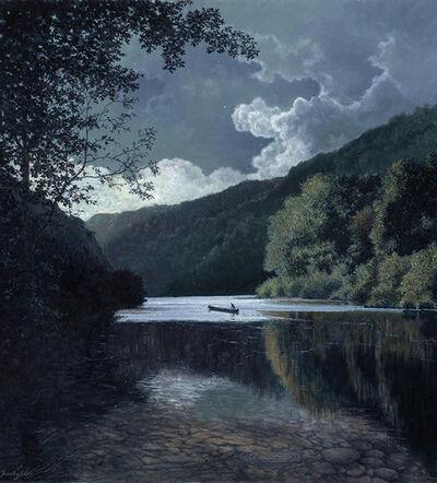 Timothy Barr, 'Moonlit Float', 2017