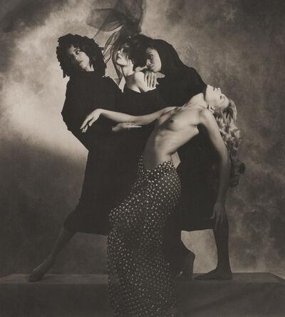 Horst P. Horst, 'Zoli Models', 1985