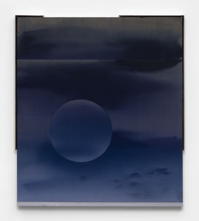 Mara De Luca, 'Cut Night Sky', 2017