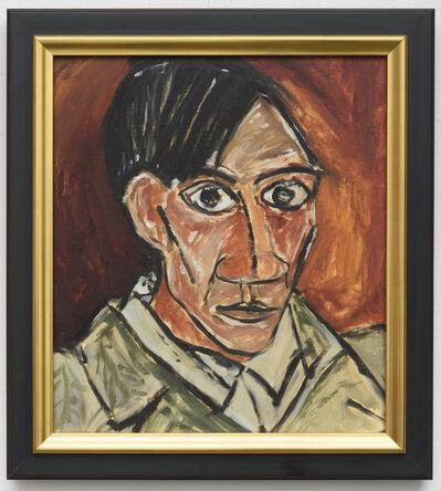 Jorg Dubin, 'Not Self Portrait, Picasso', 2017