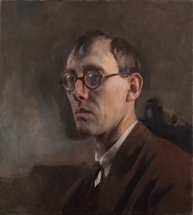 Victor Hume Moody, 'Self Portrait', mid 1930's