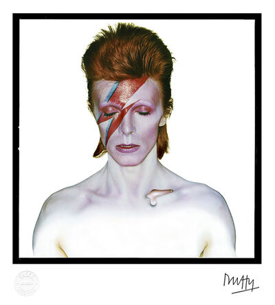 Brian Duffy, 'Aladdin Sane (Album Cover)', 1973