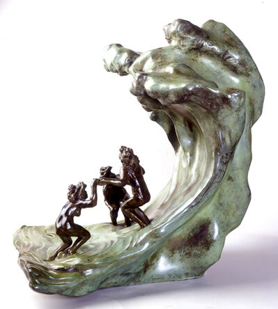 Camille Claudel, 'The Wave', 1897