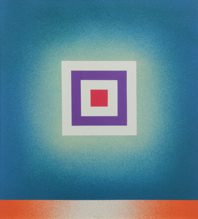 Raymond Jonson, 'Polymer No. 26', 1974