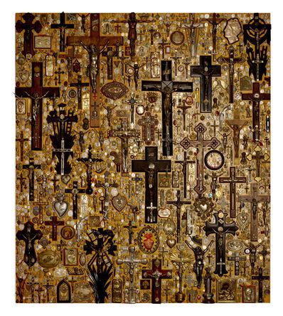 Nancy Fouts, 'Artifact Board (2)', 2010