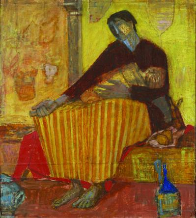 Joan Eardley, 'Venetian Beggar No. 2'