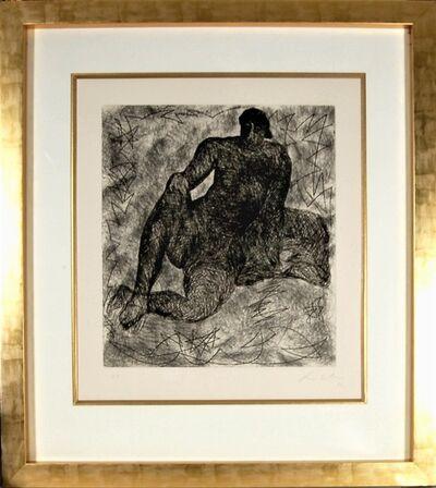 Sandro Chia, 'Sitting Lady', 1984