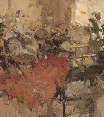 Jordan Wolfson, 'Interior with Five Chairs VI', 2015