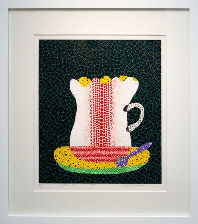 Yayoi Kusama, 'Coffee Cup', 1985