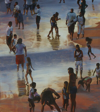 Kay Bradner, 'Sand Castles', ca. 2016