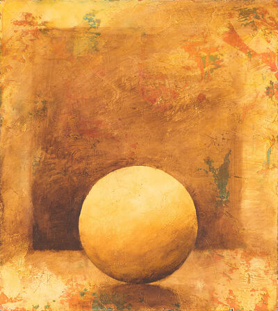 Kevin Sloan, 'La Esfera de Oro', 1988