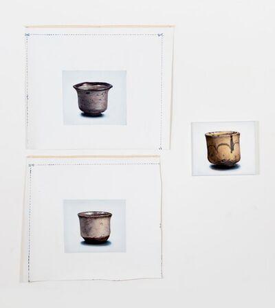 Lisa Milroy, 'Tea Bowls', 2015-2017