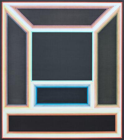 Selma Parlour, 'Black Painting', 2015