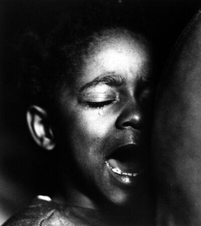 Gordon Parks, 'Ellen, Crying, Harlem, New York', 1967