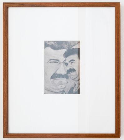 Thomas Ruff, 'Zeitungsfoto 285', 1991