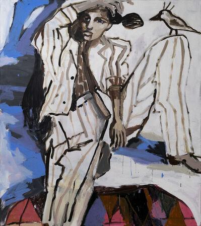 Mie Olise Kjærgaard, 'Bird on Knee', 2021