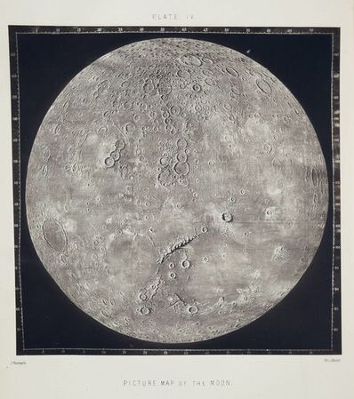 James Hall Nasmyth, 'The Moon: Considered as a Planet, a World, and a Satellite'