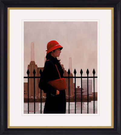 Jack Vettriano, 'Just Another Day', 2005