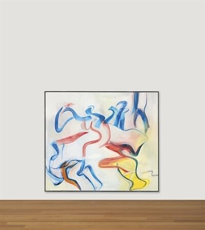 Willem de Kooning, 'Untitled X'