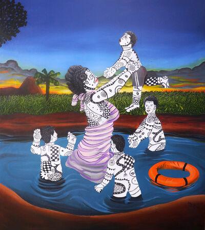 Kelechi Nwaneri, 'Idemili', 2021