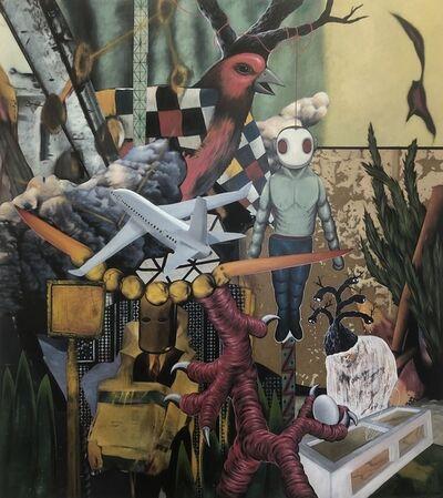 Rodel Tapaya, 'Repatriated Box', 2021