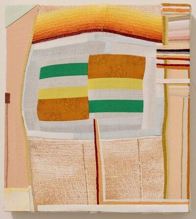 Barbara Campbell Thomas, 'Center Stripes', 2019